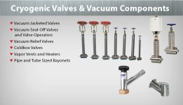 cryocomp cryogenic valves