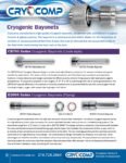 cryocomp bayonet connections brochure