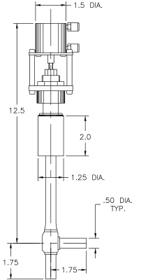 cryogenic-valve-c5042-p13a-drawing