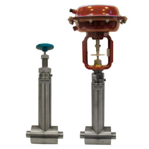 C2000 Cryogenic Valve Series