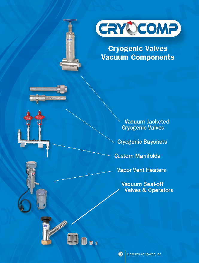 vacuum jacketed valves