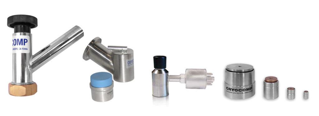 cryogenic valve manufacturer vacuum evacuation components