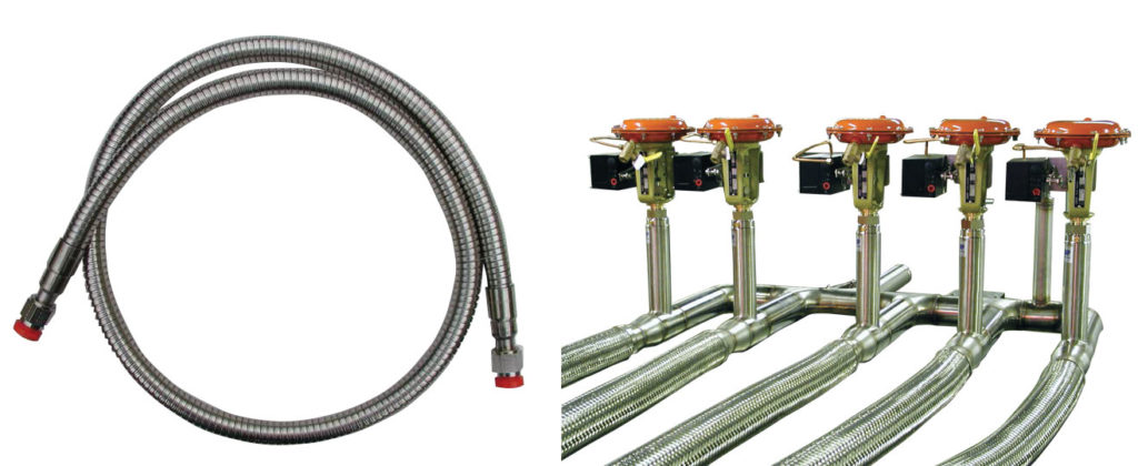 cryogenic valve manufacturer of vacuum jacketed hose and flexlines