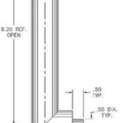 Liquid Helium Valve Model C5042-M11