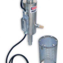 vapor vent heater for liquid nitrogen keepfull