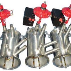 cryogenic custom manifold single vacuum chamber