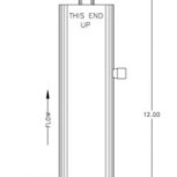 Cryogenic Vapor Vent Model 2041