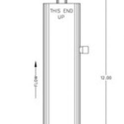 Cryogenic Vapor Vent Model 2042
